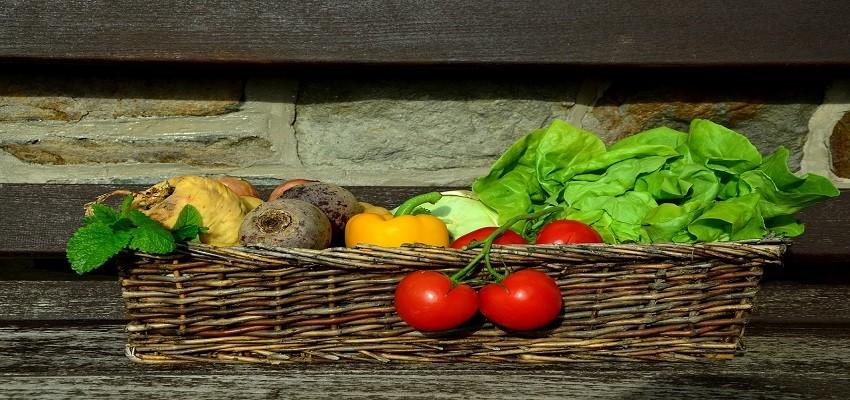 Les bons Paniers legumes de Peilebon